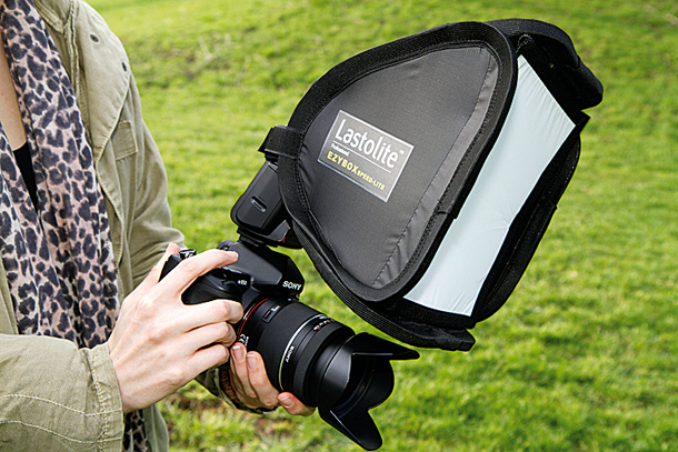 When To Use Flash Diffuser